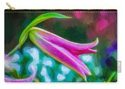 A Touch Of Class 2 - Impasto Carry-all Pouch