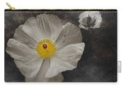 A Touch Of Color - Poppy Carry-all Pouch