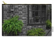 A Touch Of Green In The City Carry-all Pouch by Dan Sproul