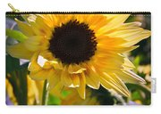 A Touch Of Sunflower Carry-all Pouch