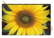 A Touch Of Sunshine - Sunflower Carry-all Pouch