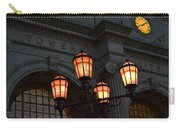A Tower City Night Carry-all Pouch