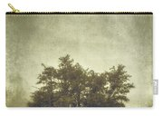 A Tree In The Fog 2 Carry-all Pouch by Scott Norris