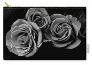 A Trio Of Roses Carry-all Pouch