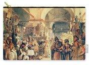 A Turkish Bazaar Carry-all Pouch