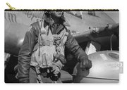 A Tuskegee Airman Carry-all Pouch