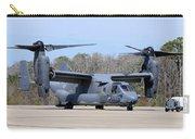 A U.s. Air Force Cv-22b Osprey Carry-all Pouch