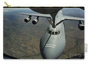 A U.s. Air Force Kc-135r Stratotanker Carry-all Pouch