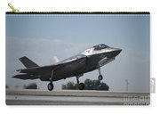 A U.s. Marine Corps F-35b Aircraft Carry-all Pouch