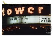 A Valentines Weekend With Ratdog  Tower Theater Marquis Carry-all Pouch