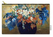 A Vase Of Flowers Carry-all Pouch