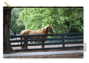 A Very Beautiful Hilton Head Island Horse Carry-all Pouch