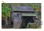 A Very Old Grist Mill Carry-all Pouch