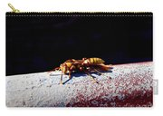 A Vespid Wasp  Carry-all Pouch