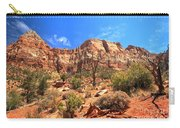 A View Along The Watchman Carry-all Pouch
