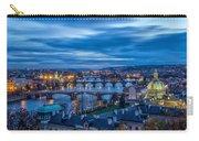 A View At Prague - Czech Republic Carry-all Pouch