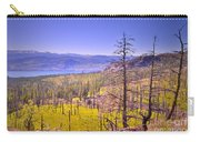 A View From Okanagan Mountain Carry-all Pouch