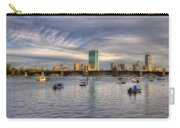 A View Of Back Bay - Boston Skyline Carry-all Pouch