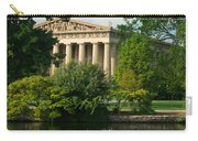 A View Of The Parthenon 17 Carry-all Pouch