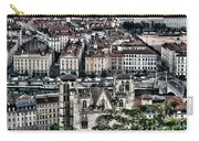 A View Of Vienne France Carry-all Pouch