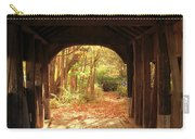A View Through The Bridge Carry-all Pouch