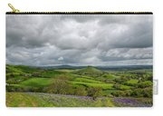 A View To Colmer's Hill Carry-all Pouch