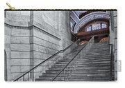 A View To The Mcgraw Rotunda Nypl Carry-all Pouch