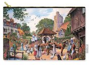 A Village Wedding Carry-all Pouch