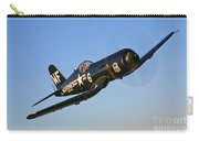 A Vought F4u-5n Corsair Aircraft Carry-all Pouch