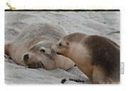 A Wake Up Kiss Carry-all Pouch