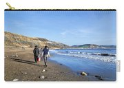 A Walk Along Back Beach Carry-all Pouch