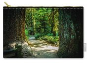 Pathway Cathedral Grove Carry-all Pouch