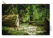 A Walk Among The Giants Collection 3 Carry-all Pouch