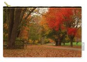 A Walk In Autumn - Holmdel Park Carry-all Pouch