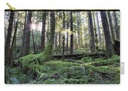 A Walk In The Forest Carry-all Pouch