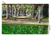 A Walk In The Park By Diana Sainz Carry-all Pouch