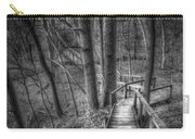 A Walk Through The Woods Carry-all Pouch