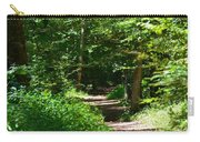 A Walk With God Carry-all Pouch