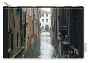 A Waterway Of Venice  Carry-all Pouch
