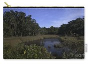 A Wide Expanse Of Marsh Carry-all Pouch