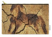 A Wild Horse - Wal Art Carry-all Pouch