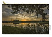 A Window To Sunset Carry-all Pouch