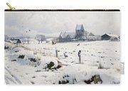 A Winter Landscape Holmstrup Carry-all Pouch