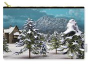 A Winter Scene... Carry-all Pouch