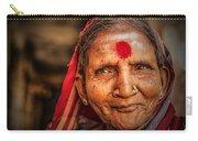 A Woman Of Faith Carry-all Pouch