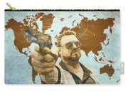 A World Of Pain Carry-all Pouch by Filippo B