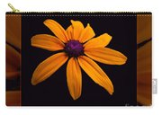A Yellow Burst Of Sunshine Floral Photography Carry-all Pouch