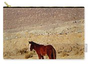 A Young Mustang Carry-all Pouch