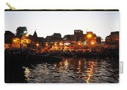 Aarti At Dashashwamedh Ghat 2 Carry-all Pouch