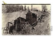 Abandon Montana Mine Carry-all Pouch